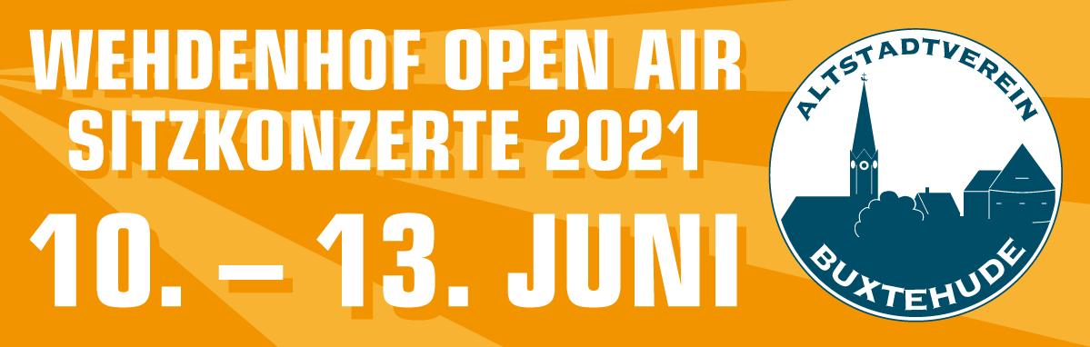Wehdenhof Open Air 2021